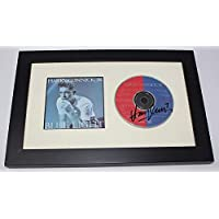 Harry Connick Jr. Blue Light Authentic Signed Autographed Music Cd Compact Disc Custom Framed Display Loa