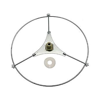 Nextis-Aro de selección con ruedas para horno microondas brandt ...