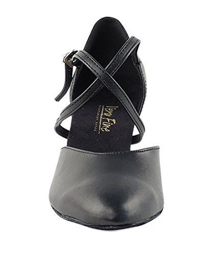 Very Fine Ballroom Latin Tango Salsa Dance Shoes for Women 9691 2.5