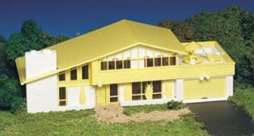 (Bachmann Trains Contemporary House)