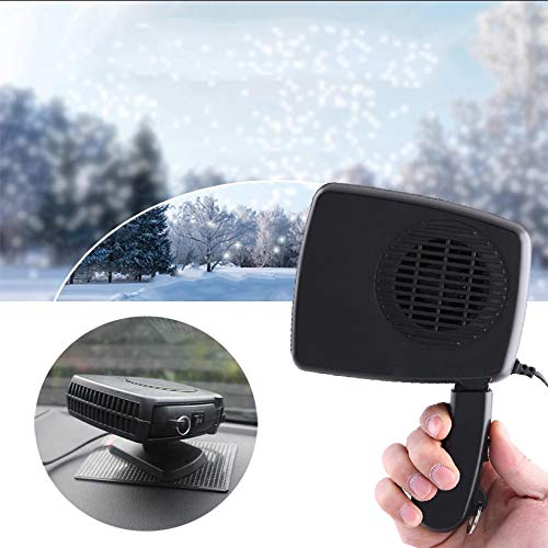 TOPmountain - 12V Car Heater Fan,Portable Winter Car Defroster with Two Working Mode,Low Consumption and Energy Saving by TOPmountain (Image #1)