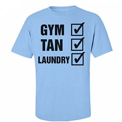 GTL Checklist: Unisex Fruit of the Loom Midweight T-Shirt (Jersey Shore Outfits)