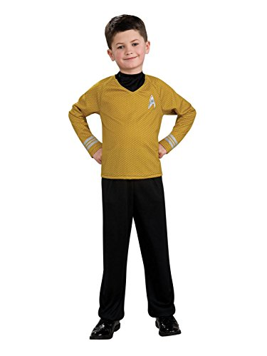 Star Trek into Darkness Captain Kirk Costume, -
