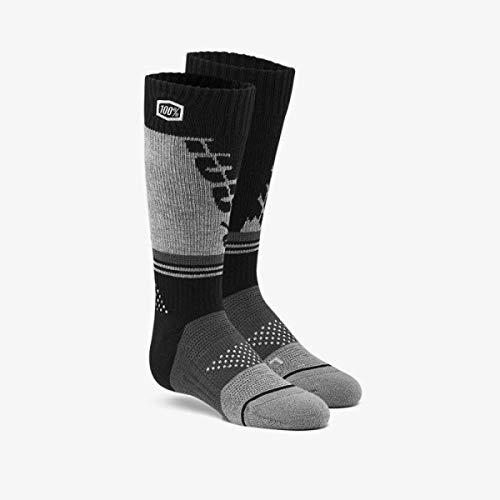 calcetines 100 de por Negro Mx ciento Ni Torque Gris o qrrtnRPx