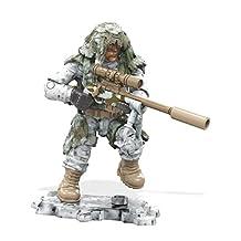 Mega Construx Call Of Duty Arctic Sniper Construction Set