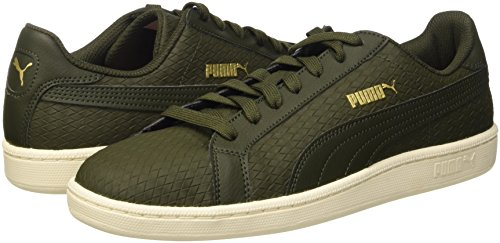 Puma Smash Woven Sneaker Forest Night/Forest Night