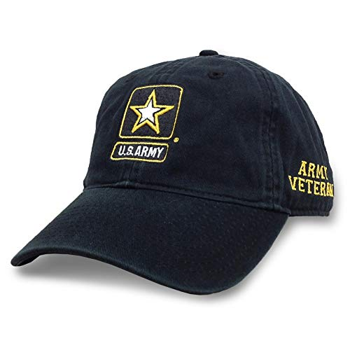United States Army Star Veteran Hat