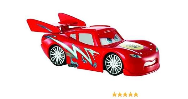 Auto de Juguete Rayo Cars Mcqueen Dragon c/ Luz y sonido: Amazon ...