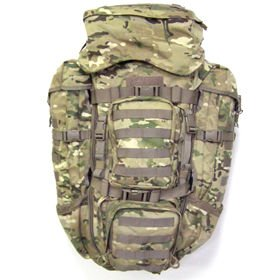 Eberlestock F4 Terminator Pack w/Removable Fanny Top, Multicam F4MM, Outdoor Stuffs