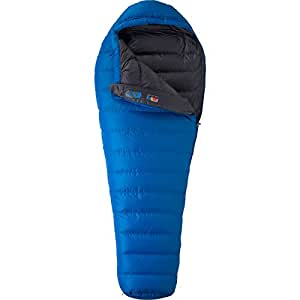 Marmot Helium 15 Sleeping Bag - Cobalt Blue/Dark Azure Regular/Left Zip