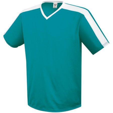 High Five Sportswear SHIRT メンズ B00HRGVEMI XL|ティール/ホワイト ティール/ホワイト XL