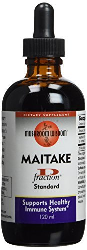 (Grifron Maitake Mushroom D Fraction (1,500mg, Alcohol Free 60ml) by Grifron Maitake)