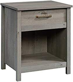 related image of Sauder Cannery Bridge Night Stand, Mystic Oak