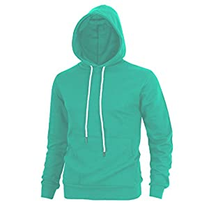 Delight Men's Fashion Fit Hoodie Pullover With Kanga Pocket