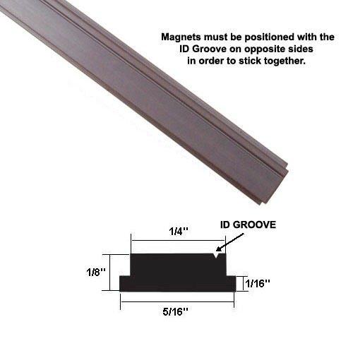 Gordon Glass Flexible Magnetic Strip Insert for Framed Sw...