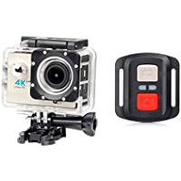 Full HD Waterproof H16R Wifi HD 1080P Ultra Sports Action Camera DVR Cam Camcorder,Sports Camera (Beige)