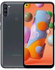 $139 » Samsung Galaxy A11 SM-A115A 32GB Single-Sim Android Smartphone - Black (Renewed)