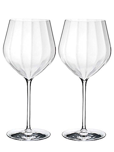 - Waterford Elegance Optic Cabernet Sauvignon Set of 2