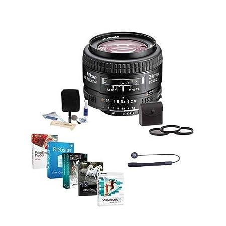 Review Nikon 24mm f/2.8D ED