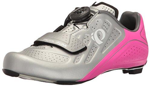 Pearl Izumi PI W Scarpa Elite Road V5 Silver/Pink Glo 41.0