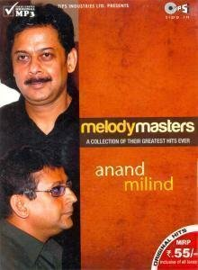 Melody Masters-Anand/Milind MP3 CD
