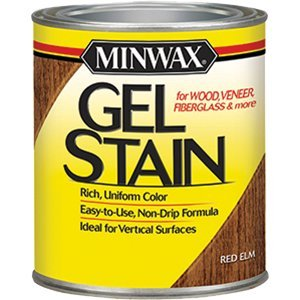 Minwax 66100 1 Quart Hickory Gel Stain