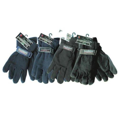 Ddi Fleece Gloves - Mens (pack Of 144)