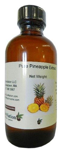 (Pure Pineapple Extract, 8 Ounce)
