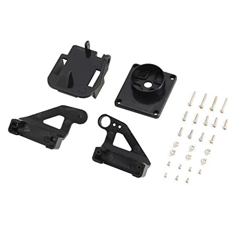 (1set/lot PT Pan/Tilt Micro Two Axis Steering Gear Platform for Aircraft FPV Camera Dedicated Nylon PTZ for 9G Servos SG90)