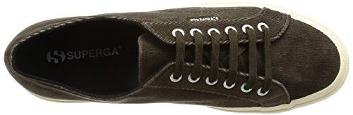 Superga 2750 Fabriccorduroym - Zapatillas Unisex adulto Verde - Green (595 Military Green)