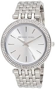 Michael Kors Women's MK3190 Darci Silver-Tone Watch