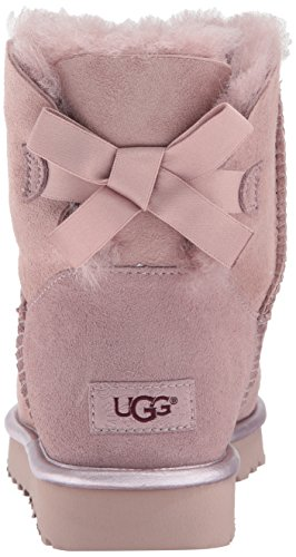 Bootss Mã©tallisã© Ugg Rose Bow Ii Bailey Mini RRrqP