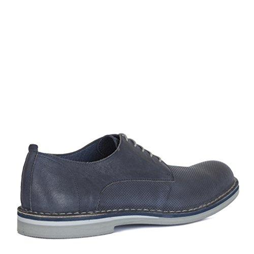 TJ Collection , Sandales pour homme bleu bleu marine hot sale