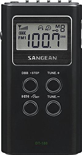 Sangean DT-180 AM FM