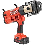 Ridgid 43373 RP 340 Corded Press Tool Kit with ProPress Jaws, 1/2-Inch -2-Inch