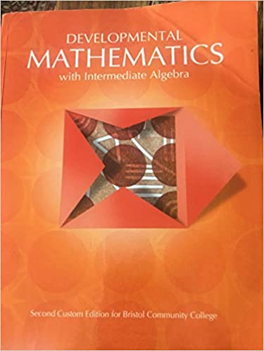 Developmental mathematics with intermediate algebra elayn martin developmental mathematics with intermediate algebra elayn martin gay 9781269422505 amazon books fandeluxe Image collections
