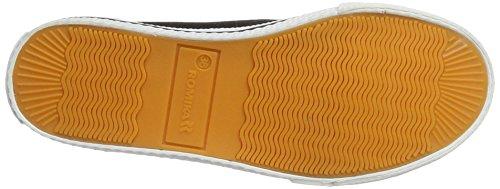 Romika 20006 70, Zapatillas de Lona Unisex Adulto Negro