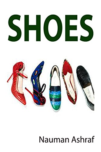 Shoes: Guide book about different types of shoes for people