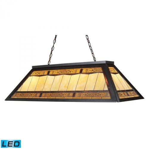 Elk Lighting 70113-4-LED Island Light Tiffany Bronze