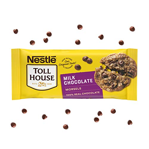 Image of Nestle Toll House, Milk Chocolate Chip Morsels, 11.5 oz