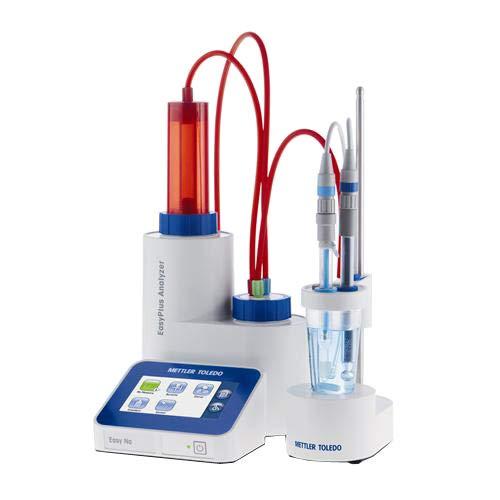 Mettler Toledo 30079618 Insert Set for Easy Na Sodium Analyzer by Mettler Toledo