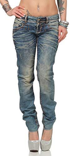 Jeans 10 Donna Cipo amp; Modello Baxx wqAE4E6