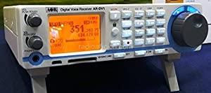 AOR AR-DV1 wideband communications receiver from AOR