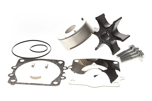 Replacement Kits Brand Yamaha Outboard Water Pump Impeller Kit 61A-W0078-A1, A2 & A3 -