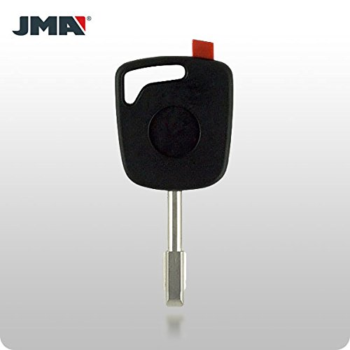 JMA:H91 / FO21 Ford 6-Cut Tibbe Style Transponder Key Shell