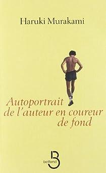 Autoportrait de l'auteur en coureur de fond par Murakami