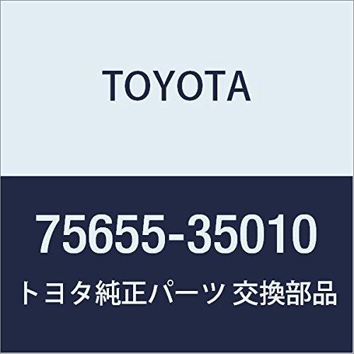 - Genuine Toyota 75655-35010 Wheel House Seal