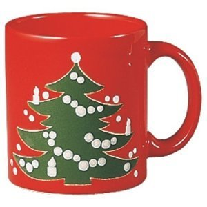 Waechtersbach Christmas Tree Mug, used for sale  Delivered anywhere in USA