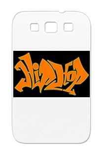 Hip Hop Bronze For Sumsang Galaxy S3 Graffiti Music Graph Hip Hop Graf HipHop Rap Graffitti Protective Case
