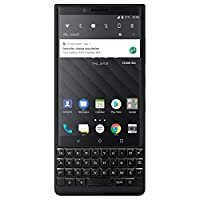 BlackBerry KEY2 Silver Unlocked Android Smartphone (AT&T/T-Mobile) 4G LTE, 64GB